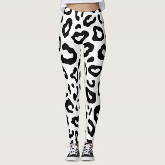 Leopard put-went leggings