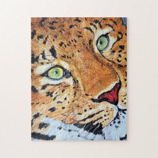 Leopard Puzzles