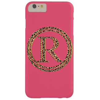 Leopard R Barely There iPhone 6 Plus Case