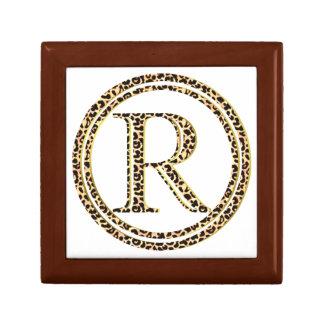 Leopard R Gift Box