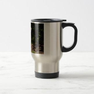 Leopard sitting mug