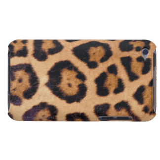 Leopard skin barely there iPod cases