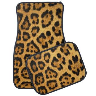 Leopard Skin Car Mats Floor Mat