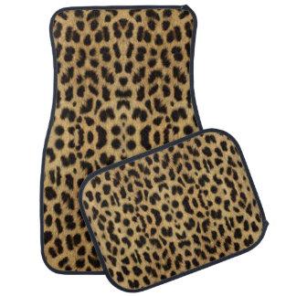 Leopard Skin Car Mats Car Mat