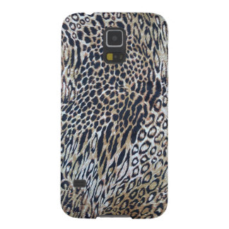 Leopard Skin Case For Galaxy S5