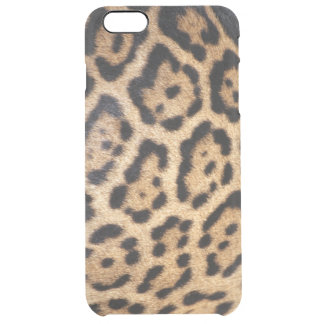 Leopard Skin Cell Phone Case iPhone 6 Plus Case