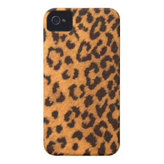 Leopard Skin Design iPhone 4 Case
