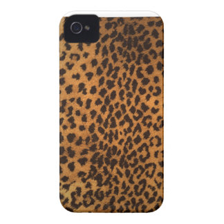 Leopard skin design iPhone 4 cover