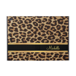 Leopard Skin Girly Pattern iPad Mini Cover