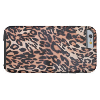 Leopard Skin I Phone 6 Case