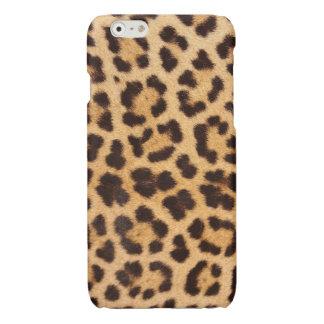 Leopard Skin (iPhone 6/6s Glossy Finish Case) iPhone 6 Plus Case
