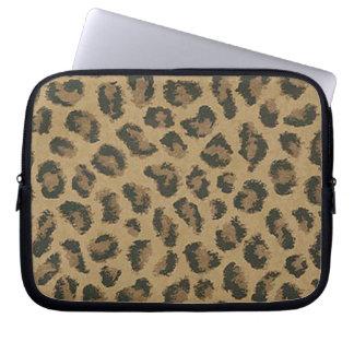 Leopard Skin Laptop Sleeve
