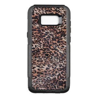 Leopard Skin OtterBox Commuter Samsung Galaxy S8+ Case