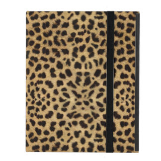 Leopard Skin Pattern Cover For iPad