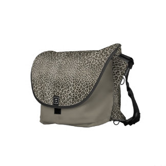 Leopard Skin Print Exotic Animal Pattern Commuter Bags