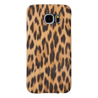 Leopard skin samsung galaxy S6 case Samsung Galaxy S6 Cases