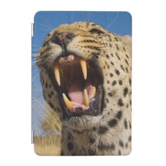 Leopard Snarling iPad Mini Cover