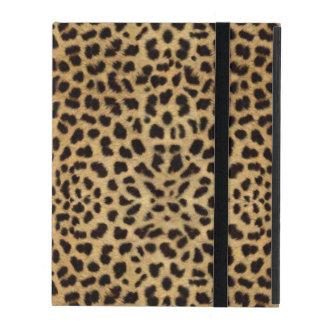 Leopard Spot Skin Print iPad Folio Case