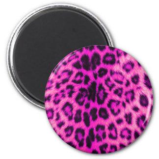 Leopard Spots Refrigerator Magnet