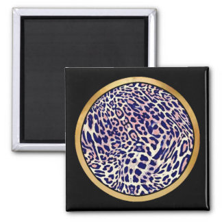 Leopard Spots Mix Match Collectables - Refrigerator Magnets