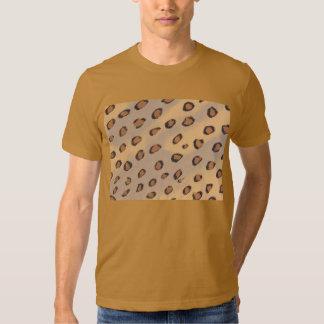 Leopard Spots Painting Custom Tshirts