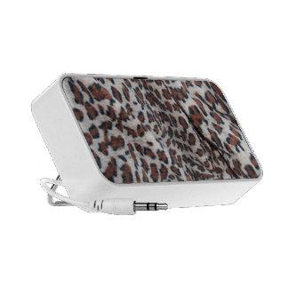 Leopard Spots Portable Speaker