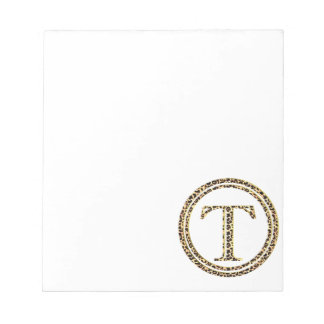Leopard T Notepad