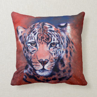 Leopard TAME scatter pillows