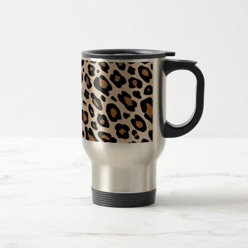 Leopard TON of GO Mug