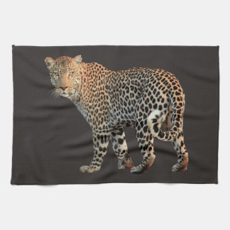 Leopard Towels