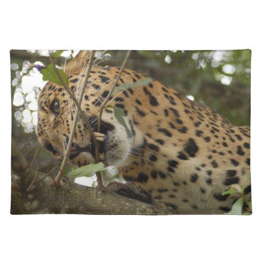 LeopardCheetaro008 Place Mat