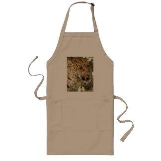 LeopardCheetaro010 Long Apron