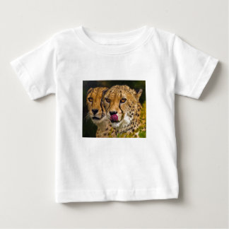 Leopards Baby Tee Shirt