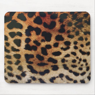Leopards Skin Mouse Pads