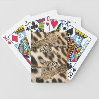 Leopards & Spots Playing Cards