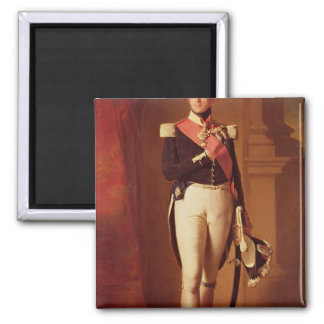 Leopold I  c.1846 Square Magnet