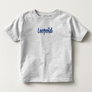 Leopold Toddler Fine Jersey T-Shirt