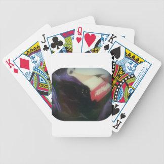 Leotard Poker Deck