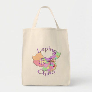 Leping China Tote Bag