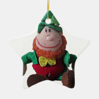 Leppy Christmas Ornament