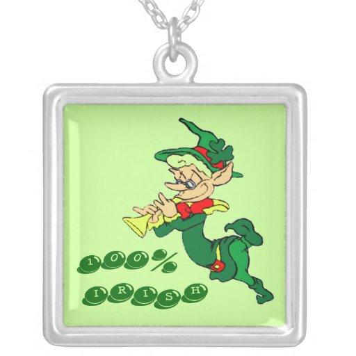 Leprechaun 100% IRISH Custom Jewelry