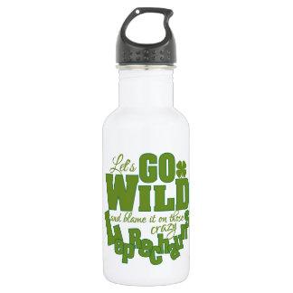Leprechaun 532 Ml Water Bottle