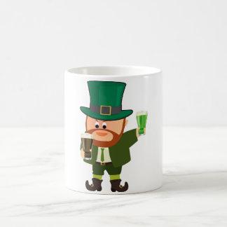 Leprechaun Basic White Mug