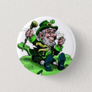 Leprechaun Button !