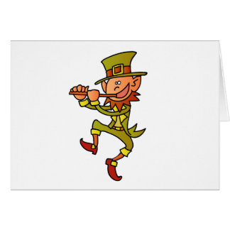 leprechaun cards