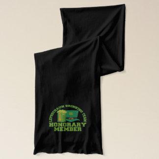 Leprechaun Drinking Team scarfs Scarf