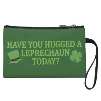 Leprechaun Hug accessory bags