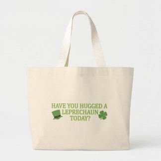 Leprechaun Hug bag - choose style & color