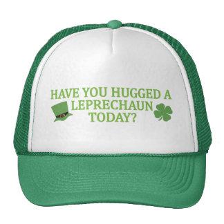 Leprechaun Hug hat - choose color