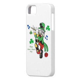 Leprechaun image for iPhone-5-5S-Barely-There Barely There iPhone 5 Case